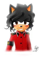 :Colored: MJ the Hedgehog (2014 Edited) by MJSonic1993