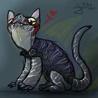 The turtlecat OH THE HUMANOTY by Ganja-Shark