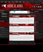 NOB Gaming Webdesign by ryKoGOD