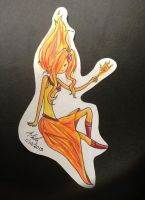 AT-Flame Princess by alazic02