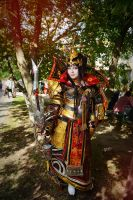 Atlantica Online - Empress Himiko Cosplay by alberti