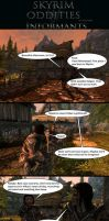 Skyrim Oddities: Informants by Janus3003