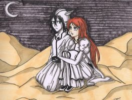 UlquiXHime in Hueco Mundo by StrawberryLoveAlways