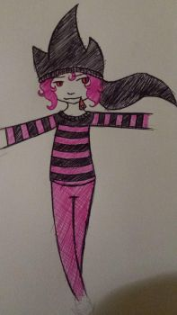Pretty In Pink by mariethehedgecat