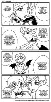 DC:P - Escape by Lorddragonmaster