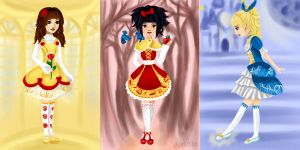 Fairytale Lolita by evalesco5