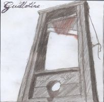 Guillotine by CrimsonFox36