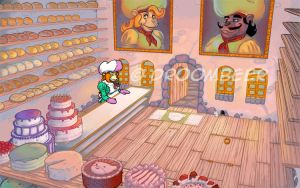 Dreambear: The Bakery by slither-astray