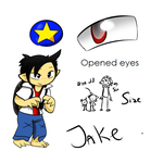 Jake The Brave Sniffle + VIDEO by ShadowtailsDerol