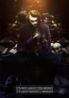 The Joker by Jay-Phenrix
