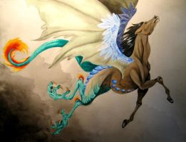 Glyphon by Phoenix Lord by Winged-Fantasy-Club