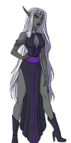 Malayne - AT by The-Zombie-Cat