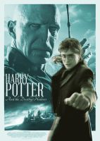 Harry Potter and the Deathly Hallows. 3D by JohnnyMex