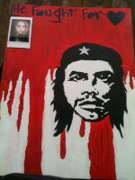 Che Guevara by BeautyDNBeast