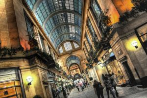 City Arcade HDR by nat1874