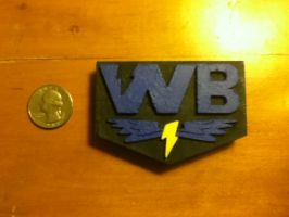 Wonderbolts Belt Buckle Finished by tomtortoise