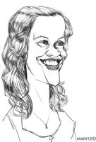 Reese Witherspoon by maritze