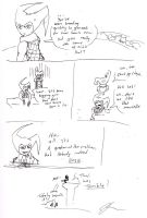 Mini comic: Nose (part 2) by Lady-Of-Mars