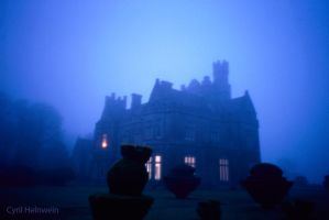 Castle in the Fog by Cyril-Helnwein