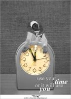Use Your Time by markus71