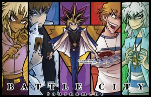 YGO: Battle City by Skwinky