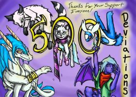 500 Deviations Pic by DimensionXXIV