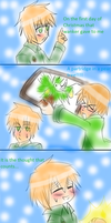 The twelve days of Christmas (part 1) by Miryam123