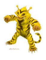 Electabuzz by RtRadke