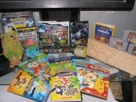 Pokemon Collection by PokeHihi