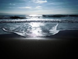 Winter's sand I by Nhyms
