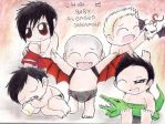 Chibi Baby Avenged Sevenfold by Chocoreaper