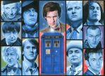 "Doctor Who  -  ""11"". by caldwellart"