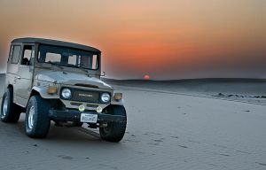 Old Land Cruiser 2 by amai911