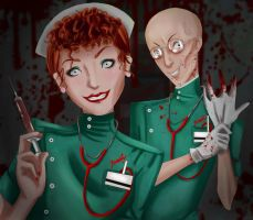Trust us...we are Doctors by inicka