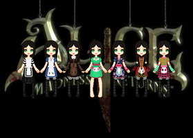 Alice Madness Returns by TheGirlCalledJef
