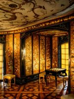 Pagodenburg - Chinese Salon by pingallery