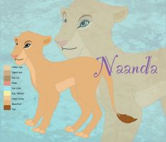 Naanda by AtomicIceCream