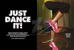 JUST DANCE IT1 by piam
