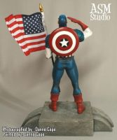 Captain America - Painted 05 by ASM-studio