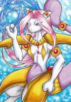 Mewfii REQ by mewtwo-love