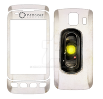 GLaDOS Core Optimus S Skin by mikoneyoru