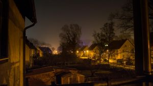 Night Timelapse with 4K by MantillaGreif