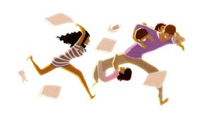 Catch me if you can by PascalCampion