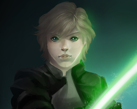 Luke by Lady-Was-Taken