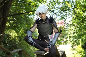 Fenris- Peace by twinfools