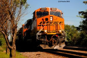 BNSF LaGrange 0108 9-23-15 by eyepilot13