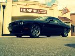 Dodge Challenger 2012 by DessieTransforms