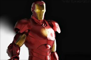 3D Render | Iron Man by Kukla-Factory