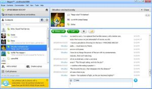 My skype convo with Jay by avrilrocks1200
