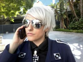 APH: Prussia: Like a BOSS by chuu-chan-aru